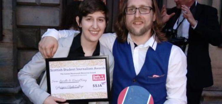 Senza diploma, in un'università straniera, Sara stravince!