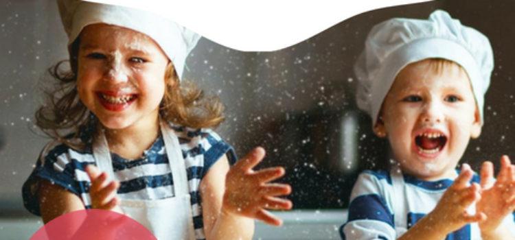 Corso di cucina per bambini – Bibbiena (AR) 23 settembre 2018
