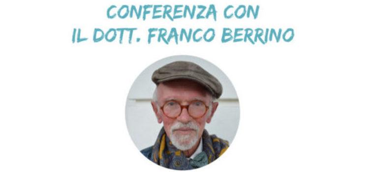 """LAIF ospite alla conferenza """"Medicina da mangiare"""" con il dott. Franco Berrino"""