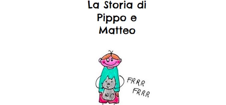 Avventura di lettura di Matteo e Pippo