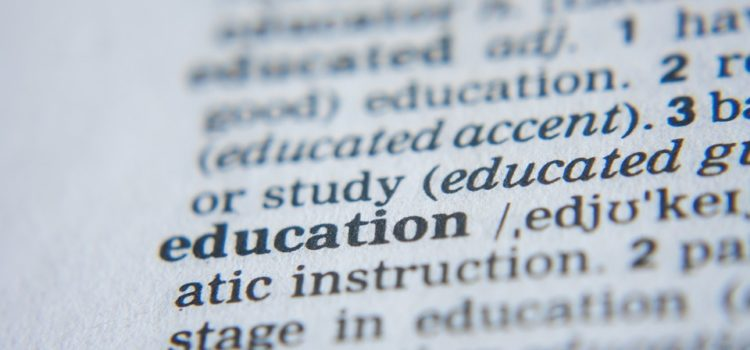 Una definizione per l'istruzione famigliare