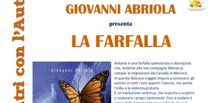 """Presentazione libro per ragazzi """"La farfalla"""" – Pasian di Prato (UD) 22 marzo 2019"""