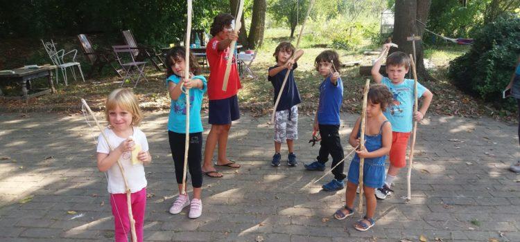 Da Thoreau ai bambini con i loro bastoni