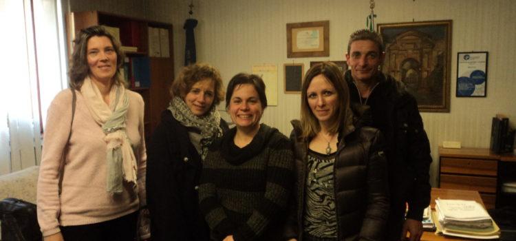 LAIF incontra l'Ufficio Scolastico Provinciale di Belluno