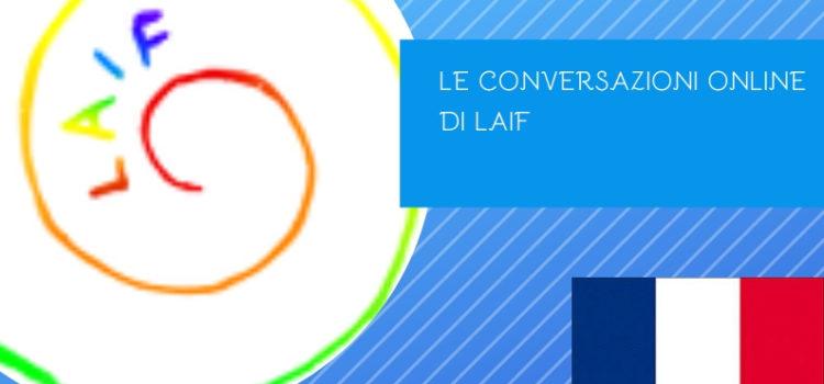 Conversazioni in francese – online 16 aprile 2019
