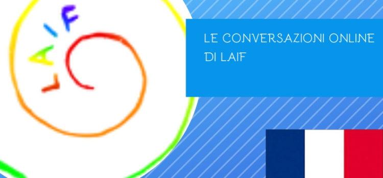 Conversazioni in francese – online 2 aprile 2019
