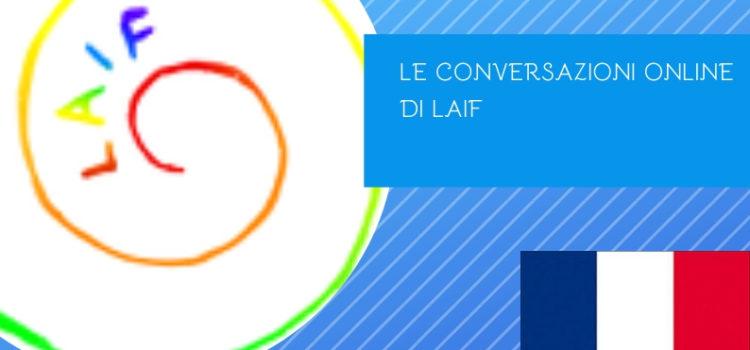 Conversazioni in francese – online 26 marzo 2019