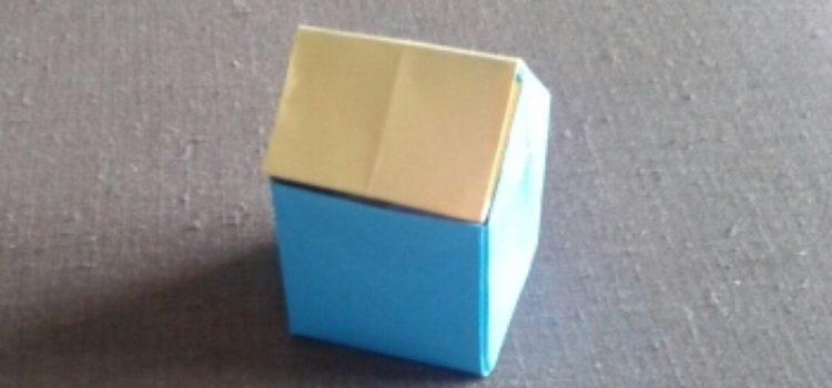 Cestino Origami
