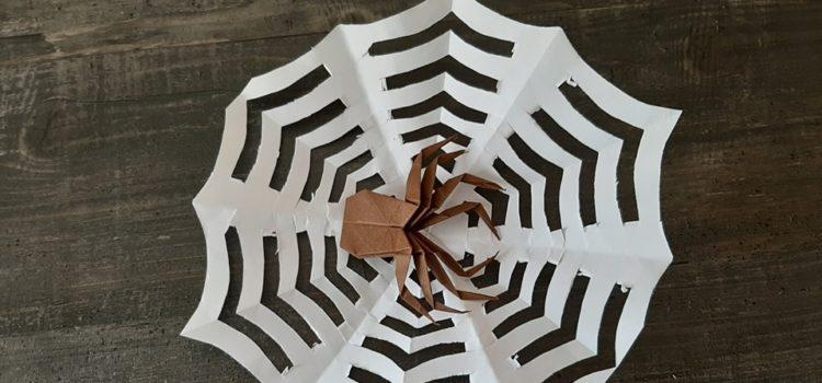 Origami Ragnatela