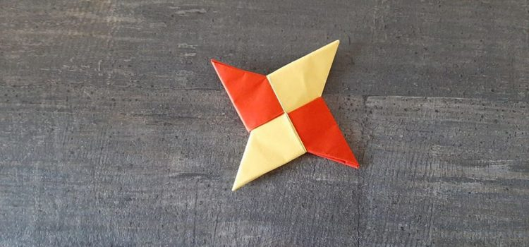 Stella Ninja Origami