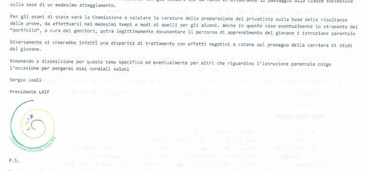 Annunciata parità di trattamento per i candidati esterni all'esame di licenza media