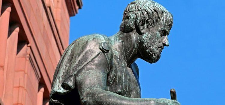 Aristotele immagine