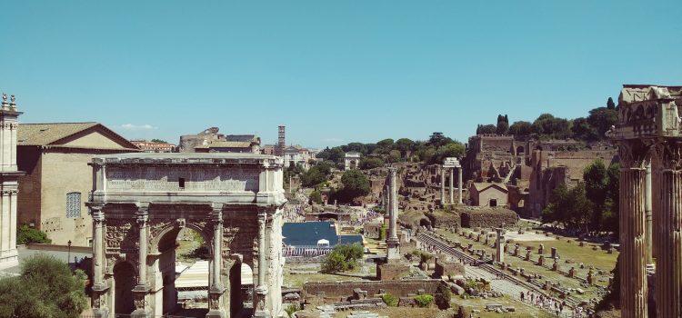 L'ordinamento politico nella Repubblica romana