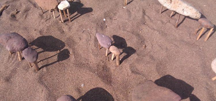 Le capre di pietra
