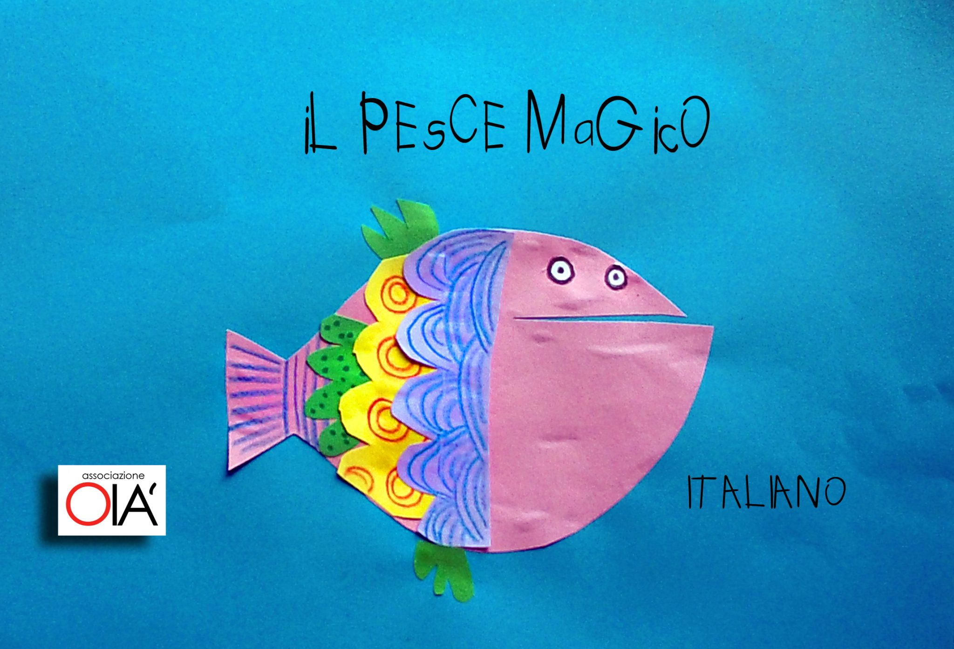 Il pesce magico – Ziriguibum