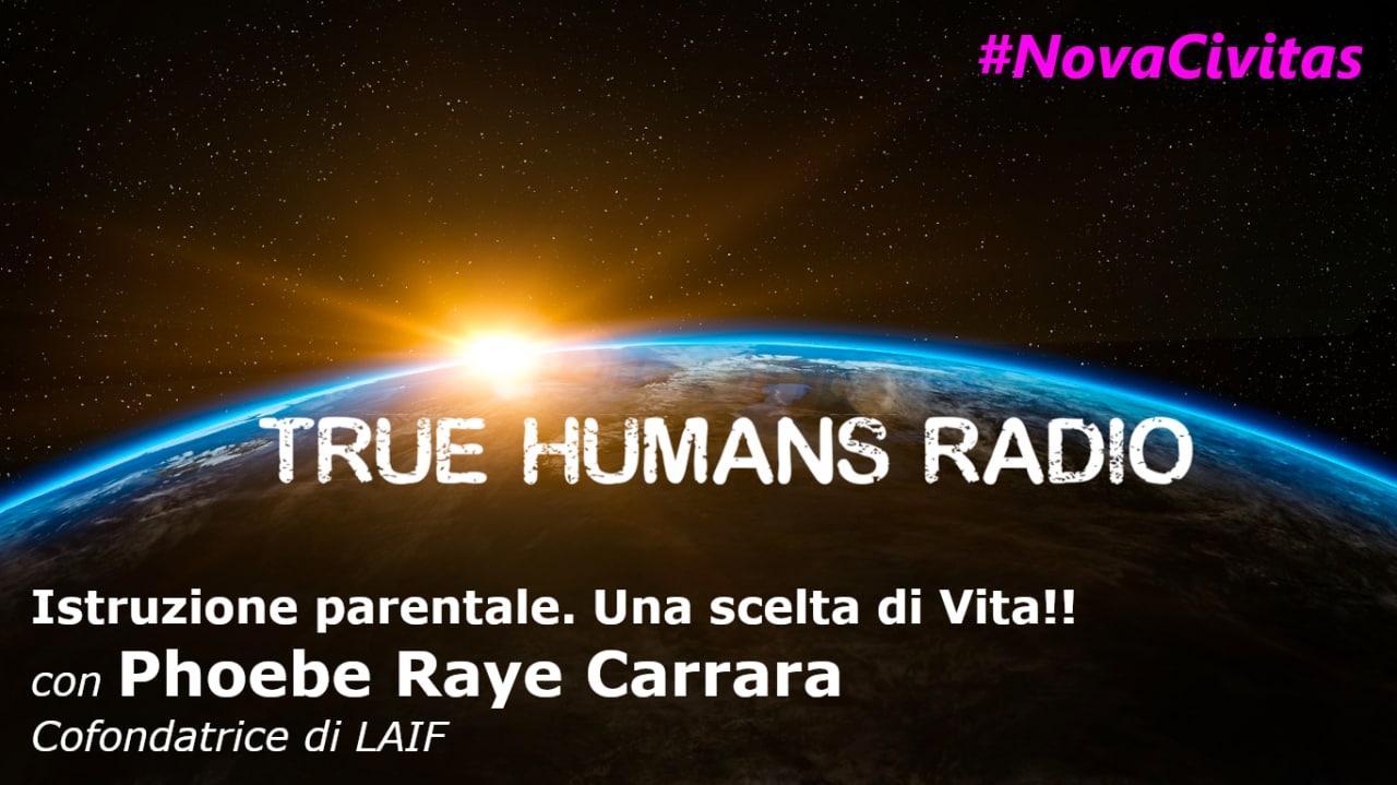 Intervista sulla True Humans Radio