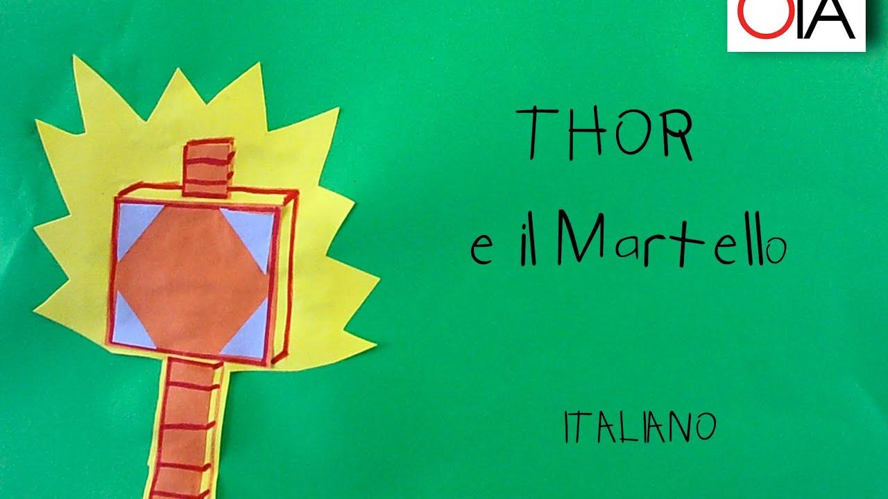 Thor e il martello – ZIRIGUIBUM